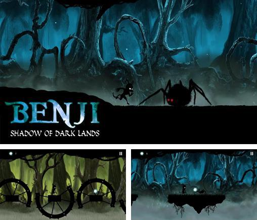 In addition to the game Naught for Android phones and tablets, you can also download Benji: Shadow of dark lands for free.