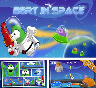 In addition to the game Around the World in 80 Days for Android phones and tablets, you can also download Bert In Space for free.