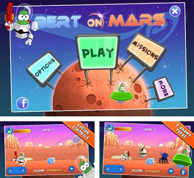 In addition to the game Where is My Jelly! for Android phones and tablets, you can also download Bert On Mars for free.
