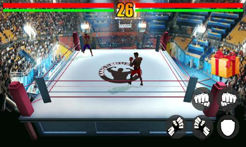 Kostenloses Android-Game Bester Boxer. Vollversion der Android-apk-App Hirschjäger: Die Best boxing fighter für Tablets und Telefone.