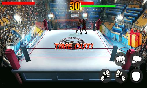 Screenshots von Best boxing fighter für Android-Tablet, Smartphone.