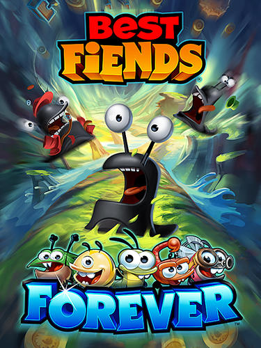 Best fiends forever обложка