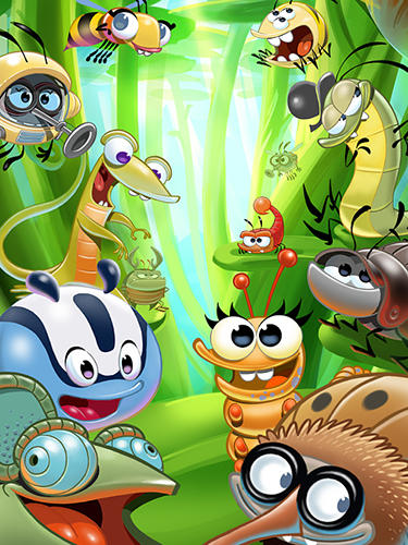 Best fiends forever скриншот 2