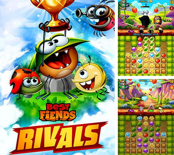 In addition to the game Best fiends rivals for Android, you can download other free Android games for МегаФон Login 3.
