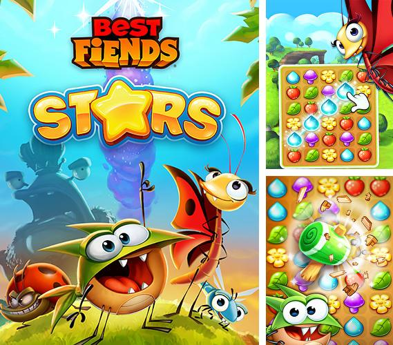 Best fiends stars: Free puzzle game