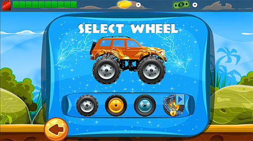 Kostenloses Android-Game Bestes Monstertruck Klettern. Vollversion der Android-apk-App Hirschjäger: Die Best monster truck climb up für Tablets und Telefone.