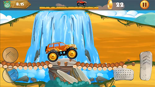 Best monster truck climb up für Android spielen. Spiel Bestes Monstertruck Klettern kostenloser Download.