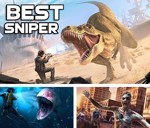 Last hope sniper: Zombie war for Android - Download APK free