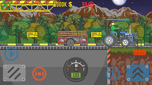 Screenshots von Best trucker für Android-Tablet, Smartphone.