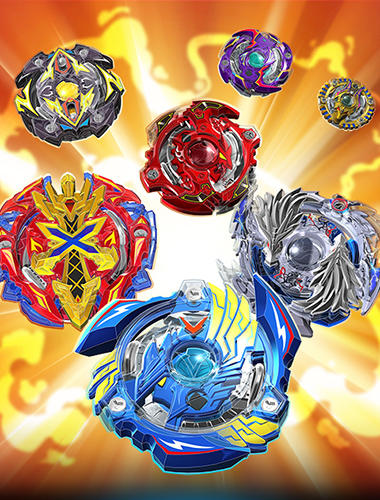 Beyblade burst rivals screenshot 1