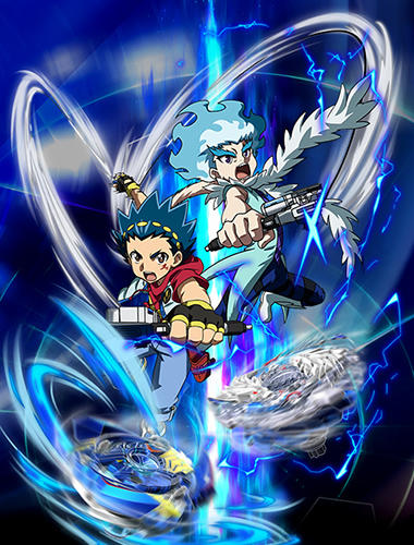 Beyblade burst rivals screenshot 3