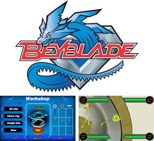 In addition to the game BeyWarriors for Android phones and tablets, you can also download Beyblade HD for free.