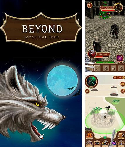 In addition to the game Runes of magic for Android phones and tablets, you can also download Beyond: Mystical war for free.