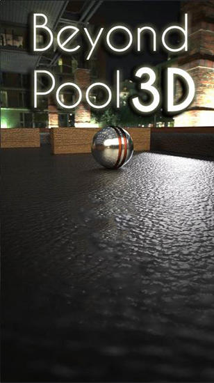 Beyond pool 3D: Hole in one poster