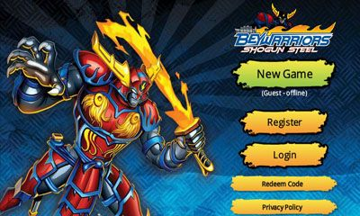 Download BeyWarriors Android free game.