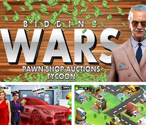 Bidding wars: Pawn shop auctions tycoon