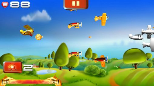 Get full version of Android apk app Big air war for tablet and phone.