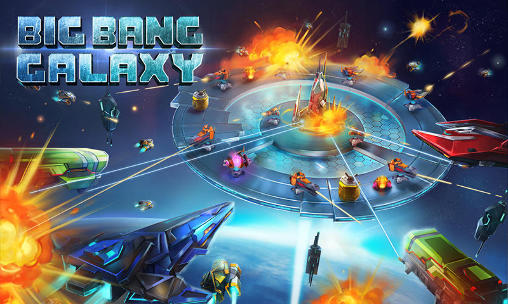 Big bang galaxy