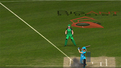 Big bash 2016 screenshot 1