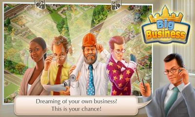 Download Big Business Android free game.