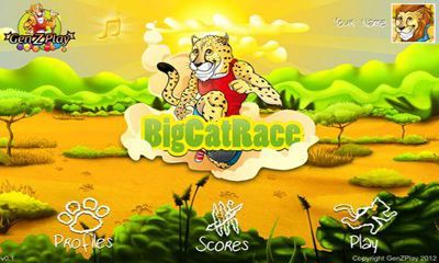 Big Cat Race