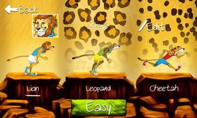 Download Big Cat Race Android free game.