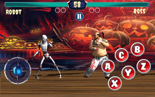Big fighting game screenshot 1