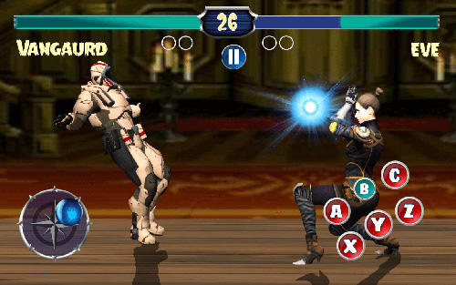 Big fighting game screenshot 4