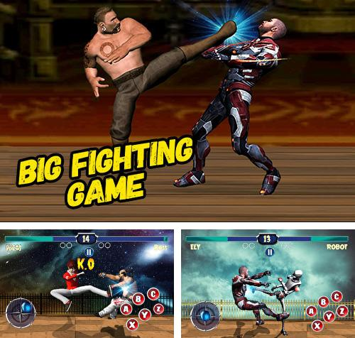 Big fighting game