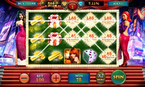 Screenshots von Big Las Vegas casino: Slots machine für Android-Tablet, Smartphone.