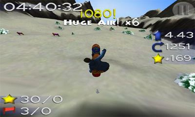 Big Mountain Snowboarding  screenshot 1