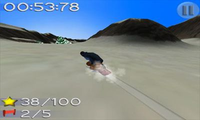 Big Mountain Snowboarding  screenshot 3