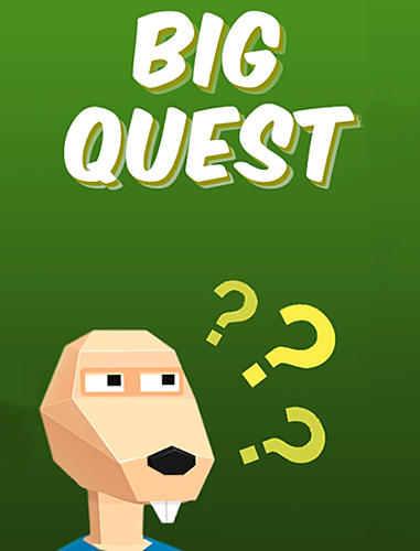 Big quest: Bequest poster