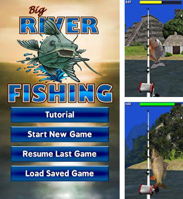 In addition to the game Big River Fishing 3D for Android, you can download other free Android games for Acer beTouch E210.
