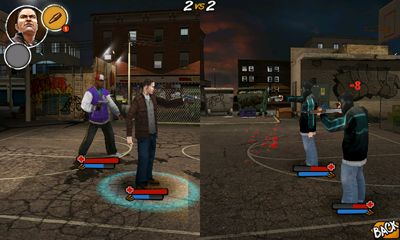 Screenshots do Big Time Gangsta - Perigoso para tablet e celular Android.