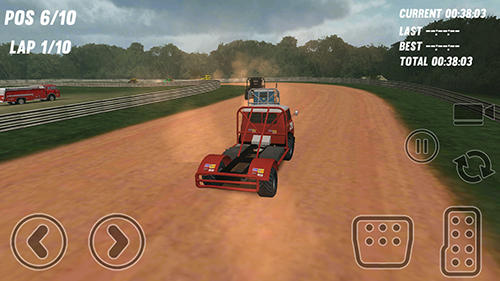 Big truck rallycross screenshot 1