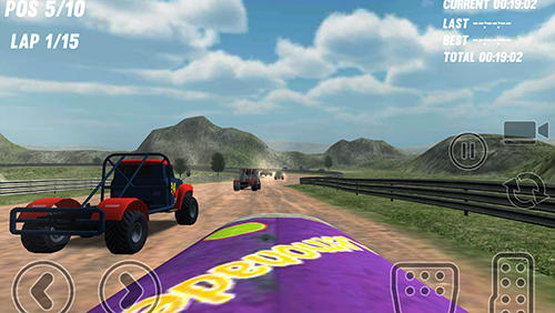 Big truck rallycross screenshot 5