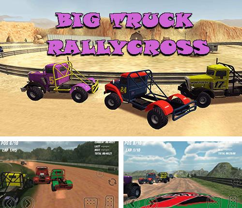 In addition to the game Drift hunters for Android phones and tablets, you can also download Big truck rallycross for free.