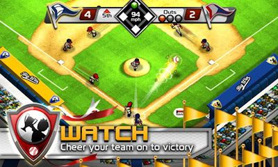 Big Win Baseball screenshot 2