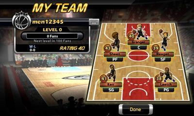 Kostenloses Android-Game Big Win Basketball. Vollversion der Android-apk-App Hirschjäger: Die Big Win Basketball für Tablets und Telefone.