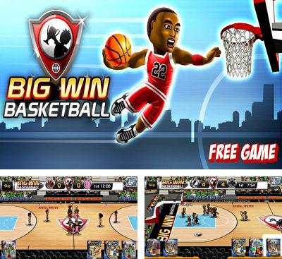 In addition to the game NBA King of the Court 2 for Android phones and tablets, you can also download Big Win Basketball for free.