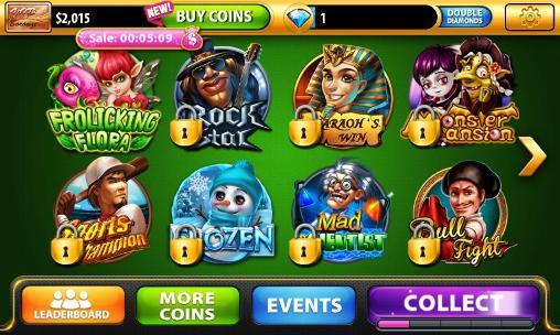 slot machine games for xbox 360