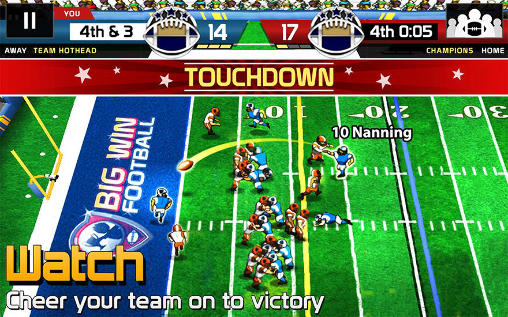 Download Big win: Football 2015 Android free game.