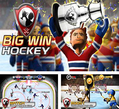 In addition to the game Monsterthon for Android phones and tablets, you can also download Big Win Hockey 2013 for free.