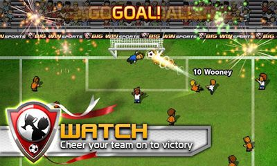 Big Win Soccer screenshot 2