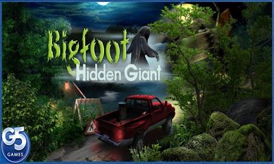 Bigfoot Hidden Giant poster