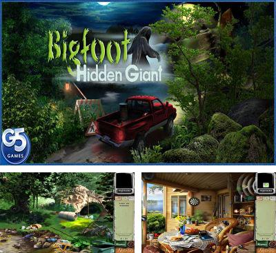 In addition to the game Treasure hunters for Android phones and tablets, you can also download Bigfoot Hidden Giant for free.