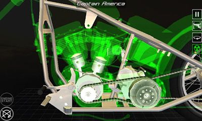 Screenshots do Bike Disassembly 3D - Perigoso para tablet e celular Android.