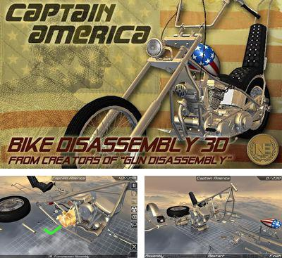In addition to the game Disassembly 3D for Android phones and tablets, you can also download Bike Disassembly 3D for free.