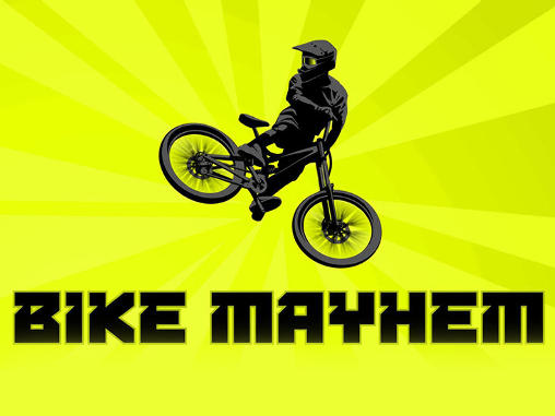 Bike mayhem: Mountain racing